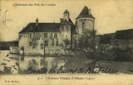 62 CHATEAU D'OHLAIN NOEUX LES MINES / A 382 - Noeux Les Mines