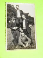 PHOTO Vers 1933 - Tenues Vestimentaires Costumes / 23 - Anonyme Personen