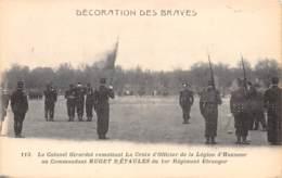 Thèmes - 10057 - Légion étrangère - Le Colonel Girardot - Cartoline