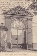 59. DOUAI. CPA. FFONDERIE DE CANONS. ANNÉE 1903 - Douai