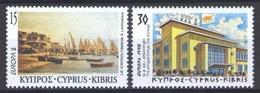 EUROPA 1998 - Chypre - 2 Val Neufs // Mnh - 1998