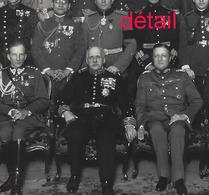 1935-Cercle Militaire Photo Henri Manuel Format 22,8 X 17,2cm Papier Fin - War, Military