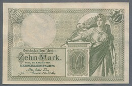 P9 Ro27b 10 Mark 06-10-1906. UNC NEUF!!! - [ 2] 1871-1918 : Duitse Rijk