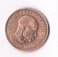 1/2 CENT 1964 SIERRA LEONE /2590/ - Sierra Leone