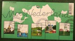 Verzamelblok Mooi Nederland (2) NVPH 2365 (Mi Block 92); 2005 Used Gebruikt Oblitere NEDERLAND NIEDERLANDE / NETHERLANDS - 1980-... (Beatrix)