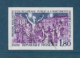 France Timbre De 1982 N°2224a Non Dentelé Neufs ** Gomme Parfaite - Francia