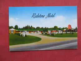 Redstone Motel  Alabama > Huntsville   Ref 3235 - Huntsville