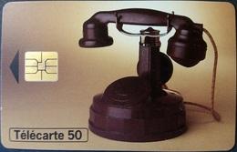 Telefonkarte Frankreich - Historische Telefone 1924 -  50 Units - 02/97 - Frankreich