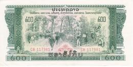 BILLETE DE LAOS DE 200 KIP DEL AÑOS 1968-1975 (BANKNOTE) CALIDAD EBC+ (XF) - Laos