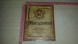 ET-1778 GHEMME AZIENDA AGRICOLA MARIO GIACOMETTI CASCINA GOBBETTI VINO MARZEMINO - Etiquettes