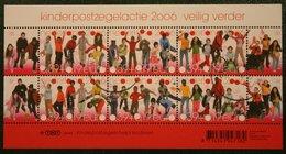 Kinderzegels Kinder Child Enfant NVPH 2445 2006 Used Gebruikt Oblitere NEDERLAND NIEDERLANDE NETHERLANDS - 1980-... (Beatrix)