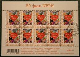 80 Jaar NVPH Collecting Stamps  V2562 2562 (Mi 2565) 2008 Gestempeld / Used NEDERLAND / NIEDERLANDE / NETHERLANDS - 1980-... (Beatrix)