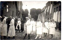 Carte Photo Flers Le 10 Juin 1923 - Flers