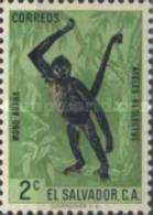 MH STAMPS El-Salvador - Fauna  -1963 - El Salvador