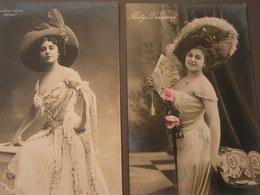 Frauen Mit Hut  Fotos Ca. 1907 Aus Berlin ... - Femmes
