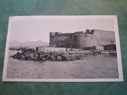 Château De Kyrenia (publicité Au Verso) - Chypre