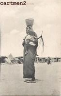 SOUDAN SUDANESE WOMAN WADI-HALFA SUDAN ETHNOLOGIE ETHNIC AFRIQUE AFRICA - Soudan