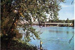 GRENADE Sur GARONNE - Le Nouveau Pont D'Ondes Sur La Garonne - Other Municipalities