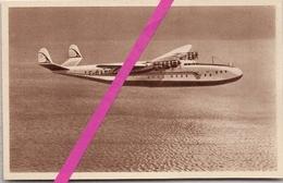 HYDRAVION HEXAMOTEUR LATECOERE  631 = F-B A N U  EN VOL EN  SERVICE  SUR  LES LIGNES  AIR  FRANCE *détruit Le 28/03/1950 - 1946-....: Modern Era