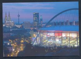 Germany 2010 Card: Ice Hockey Sur Glace; Eishockey; IIHF World Championship - Köln; Paralympics Games; 2 Scans - Jockey (sobre Hielo)