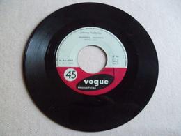 VINYLE 45 T JOHNNY HALLYDAY SOUVENIRS SOUVENIRS VOGUE PRODUCTIONS V 45 741 - Rock