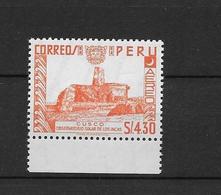 LOTE 1876  ///  (C010)  PERU  -  YVERT Nº:  PA 181 **MNH   ¡¡¡ LIQUIDATION !!! - Pérou
