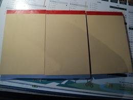 RINGOT. LOT DE 3 VIEUX CARNETS A SOUCHE DES ANNEES 80. BONS DE COMMANDE. NEUFS - Vieux Papiers