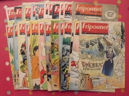 Fripounet Marisette. 26 N° 1er Semestre 1966. Moky Poupy Nestor Sylvain Sylvette - Fripounet
