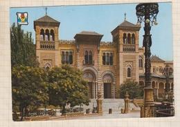 9AL833 SEVILLA PALAIS MUDEJAR 2 SCANS - Sevilla