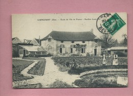 CPA - Liancourt - (Oise) - Ecole De L'Ile De France - Pavillon Louis XV - Liancourt