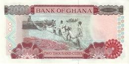 Ghana P.33  2000 Cedis 2003  Unc - Ghana