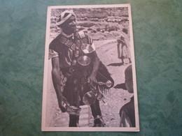 Marchand D'eau  (publicité Au Verso) - Maroc