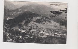 CERCIVENTO SUPERIORE   (UD) - F.p. - Anni '1910 - Udine
