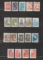 URSS - Lot RU SU1330 - 2369, 4512, 1730B, 2089, 1327, 1730A, 2089A - 2090D -1911A, 1910A, PA 101, 2090, 1910 - 1923-1991 UdSSR