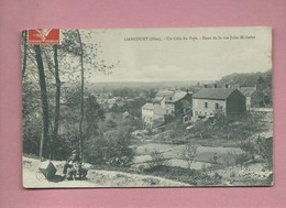CPA - Liancourt - (Oise) - Un Coin Du Pays - Haut De La Rue Jules Michelet - Liancourt