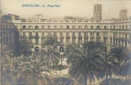 BARCELONA , TARJETA POSTAL SIN CIRCULAR , PLAZA REAL , ED. LA INDUSTRIAL FOTOGRÁFICA - Barcelona