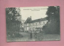 CPA - Liancourt -(Oise) - Château De La Rochefoucauld Vue Sur La Pelouse - Liancourt