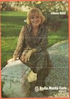 Tematica - Donne Celebri - 1979 - 1,30 Sabine De Gandon + Flamme - Liliane Rose - Radio Monte Carlo - Viaggiata Da Rodez - Donne Celebri