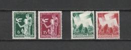 DR  - TIMBRE POSTE - 1936 - MI : 622/623 + 632/633 - NEUF(*) - VOIR DESCRIPTIF - - Allemagne