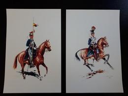 Affiche : Guide De La Meuse 1831 Et Lancier & - Livres, Revues & Catalogues