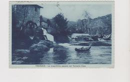 TRAVESIO  (PN)   Cascate Del Torrente Cosa  - F.p. - Anni '1920 - Pordenone