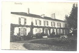 Maison De REMILLY - CARTE PHOTO - France