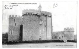 Chateau-Guillaume (Indre)  La Forteresse - France