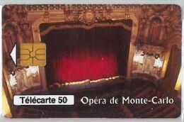 PHONE CARD-MONACO (E45.6.1 - Monaco