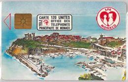 PHONE CARD-MONACO (E45.6.3 - Monaco