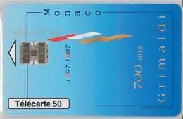 PHONE CARD-MONACO (E45.6.4 - Monaco