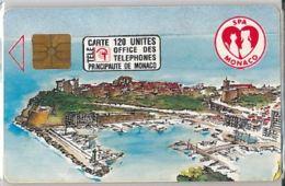 PHONE CARD-MONACO (E45.6.6 - Monaco