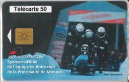 PHONE CARD-MONACO (E45.6.8 - Monaco