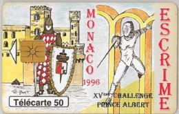 PHONE CARD-MONACO (E45.7.4 - Monaco