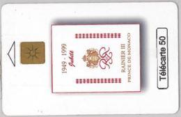 PHONE CARD-MONACO (E45.7.7 - Monaco